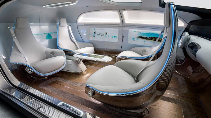 The Coolest Car-Related Innovations From CES 2015