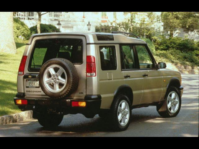 Land Rover Discovery Problems