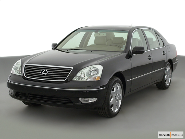 2001 lexus ls 430 problems mechanic advisor. Black Bedroom Furniture Sets. Home Design Ideas