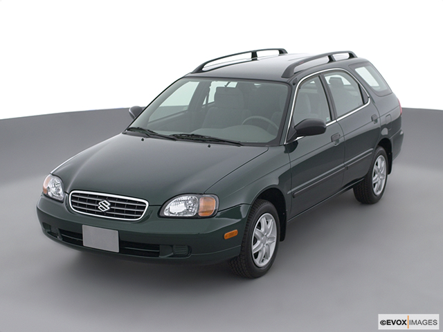 2001 Suzuki Esteem Problems