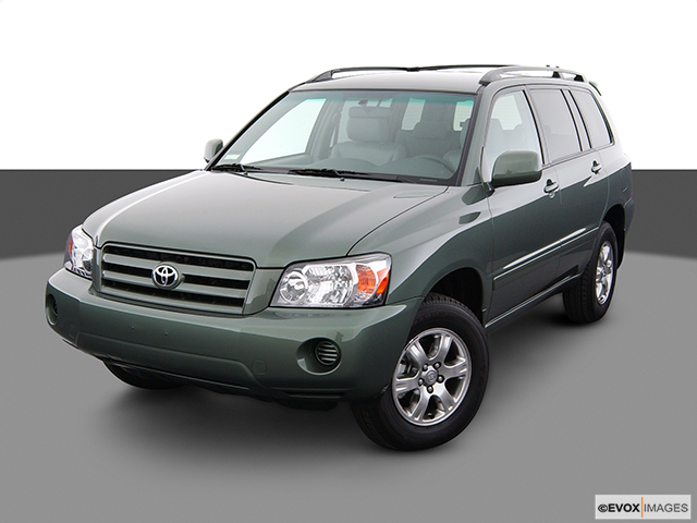 2005 Toyota Highlander Problems | Mechanic Advisor