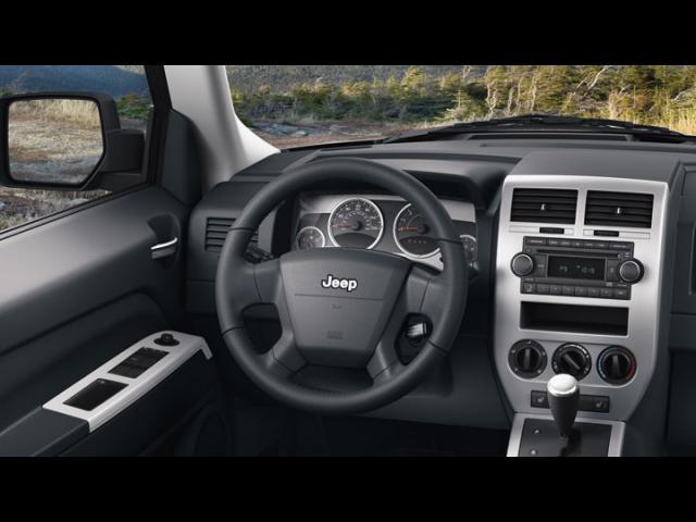 2008 Jeep Problems
