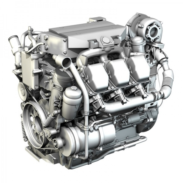 Image result for diesel truck engine