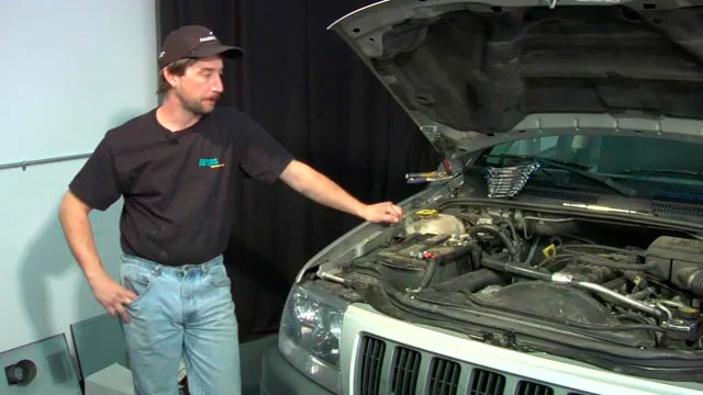 Diagnose chrysler engine problem