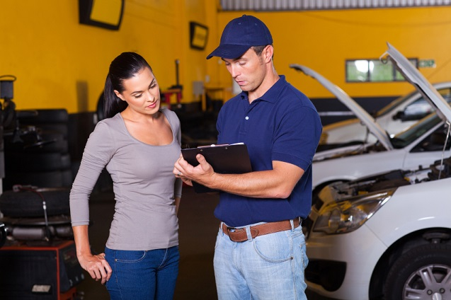 5 Things Your Mechanic Won't Say To Your Face
