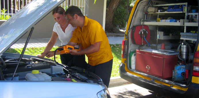 The merits of using a mobile mechanic