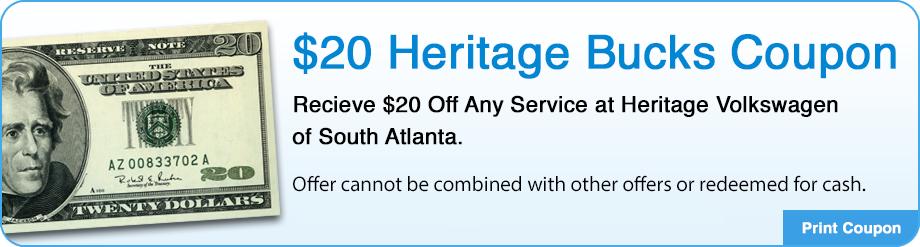 heritage volkswagen  south atlanta  jonesboro  union city ga