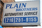 Plain Brothers Auto Service