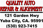 Quality Auto Repair and Alignment