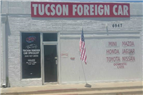 Tucson Foreign Car Specialists