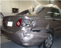 Moby Auto Theft Reconstruction & Collision