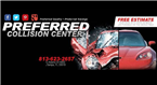 Preferred Collision Center