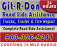 Git R Don Roadside Assistance