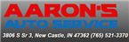 Aarons Auto Service