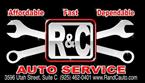 R and C Auto Service