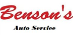 Bensons Auto Service
