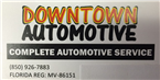 Downtown Automotive Repair
