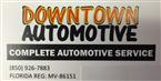 Downtown Automotive Repair