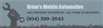 Brian's Mobile Auto Repair