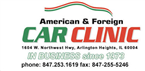 American & Foreign Car Clinic