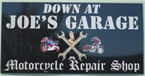 Down at Joes Garage Inc