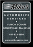Mike's Automotive Services