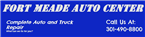 Fort Meade Auto Center