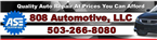808 Automotive, LLC