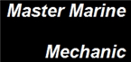 Master Marine Mechanic