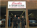 Jack's 5-Star Clinic