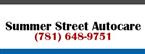 Summer Street Autocare