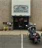 Hangout at Flames, Motorcycle Shop