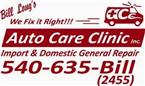 Auto Care Clinic Inc
