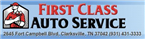 First Class Auto Service