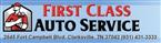First Class Auto Service