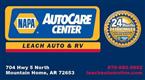 Leach Automotive Inc