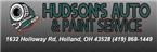 Hudson Automotive and Paint Service