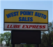 West Point Auto Sales & Lube Express
