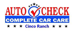 Auto Check Cinco Ranch