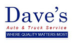 Daves Auto and Truck Service Inc