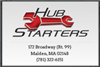 Hub Starters and Alternators Inc